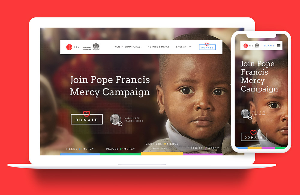 Pope Francis Mercy Campaign